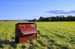 Piano. Stock Afbeeldingen