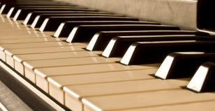Piano Immagine Stock