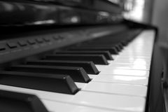 The Piano Royalty Free Stock Images