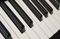 Piano Stock Photo