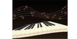 Piano Imagen de archivo