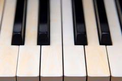 Piano Stock Afbeelding