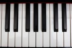 Piano 2 Royalty-vrije Stock Afbeeldingen
