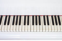 piano Royaltyfria Bilder