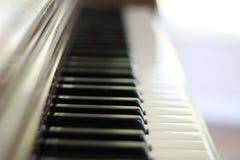 Piano Imagem de Stock Royalty Free