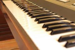 Piano Royalty-vrije Stock Foto's