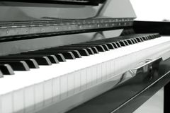 Piano. Keyboard Stock Photos