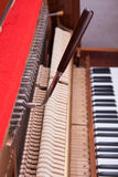 Piano Fotografie Stock
