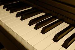 Piano Photo libre de droits