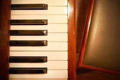Piano Stock Foto's
