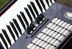 Piano accordion Stock Photo