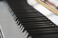 Piano baackground suave música, musical fotos de archivo libres de regalías