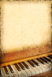 Piano Background Stock Photos