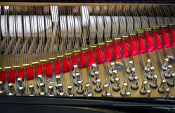 Piano chord Royalty Free Stock Photography