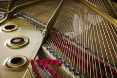 Piano chord Stock Photo