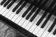 Piano Royalty Free Stock Photo