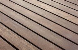 Piano d'appoggio di legno rustico, desktop Immagine Stock Libera da Diritti