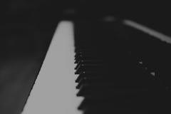 Piano de cola Fotografía de archivo