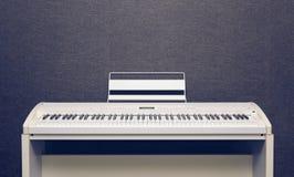 Piano de Digitaces Fotografía de archivo