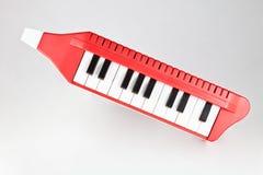 Piano de vent Image libre de droits