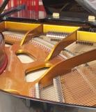 Piano detail Stock Photos