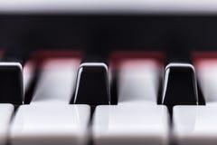 Piano detail Royalty Free Stock Photo