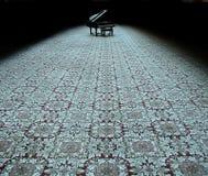 Piano distante Fotos de Stock Royalty Free