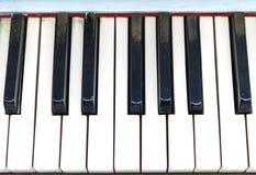 Piano dominante foto de archivo libre de regalías