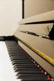 Piano droit Photos stock