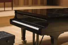 Piano em filarmónico Foto de Stock