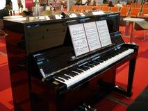 Piano em um terminal do aeroporto de Charles de Gaulle Imagens de Stock Royalty Free