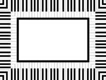 Piano frame Royalty Free Stock Photo