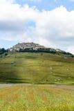 Piano Grande di Castelluccio (Italy) Royalty Free Stock Photo