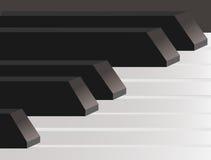 Piano.  illustration. Stock Photography