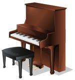 A piano Royalty Free Stock Image