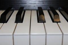 Piano keys. An image of piano keys Stock Photos