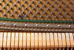 Piano interiors Royalty Free Stock Images