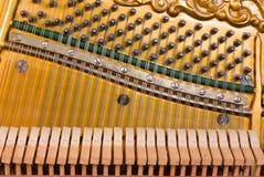 Piano interiors Stock Images
