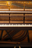 Piano interiors Stock Images