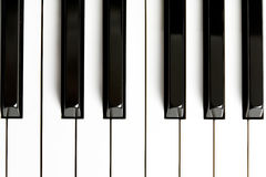 Piano Key Royalty Free Stock Images