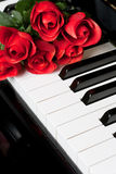 Piano Key Royalty Free Stock Photo