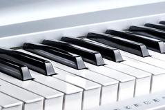 Piano key Royalty Free Stock Image