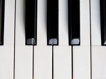 Piano key Royalty Free Stock Photography