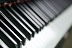 Piano key Stock Photo