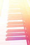 Piano key. Stock Image