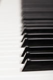 Piano keyboard Stock Images