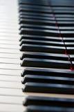 Piano keyboard. Royalty Free Stock Photo