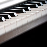 Piano keyboard Royalty Free Stock Photos