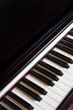 Piano keyboard Royalty Free Stock Images