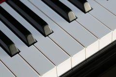 Piano Keyboard Royalty Free Stock Photography